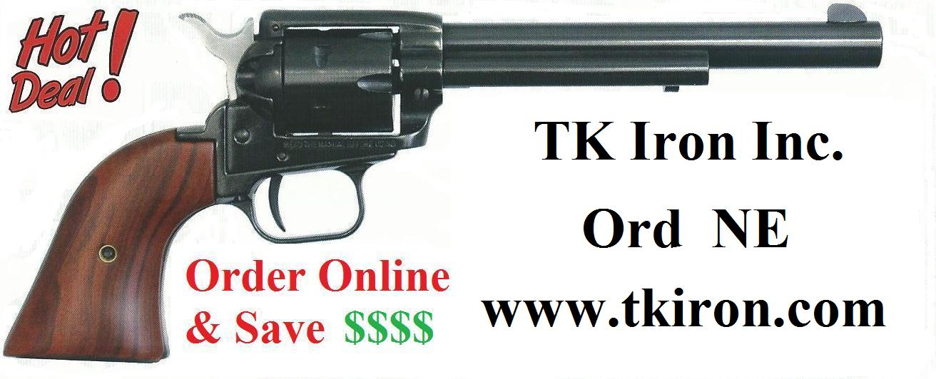 TK Iron Inc.